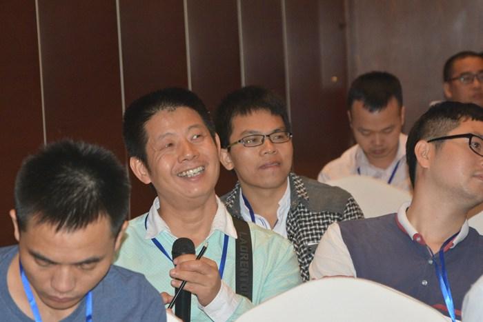 第25届深圳LED驱动会议现场提问图2