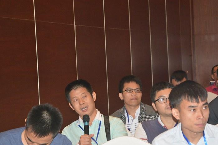 第25届深圳LED驱动会议现场提问图3