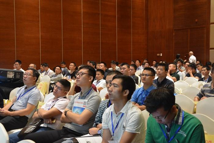 第25届深圳LED驱动会议现场图2