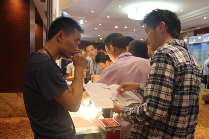 第25届深圳LED驱动会议展示现场图5