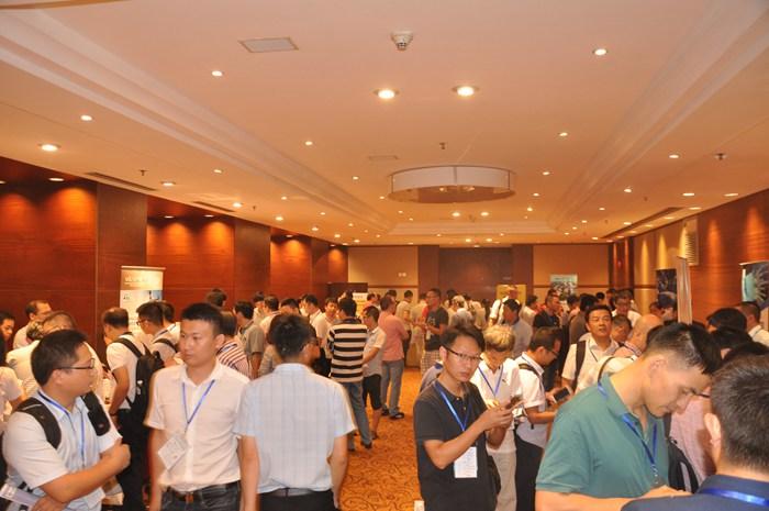 第九届微电机会议展示现场图3