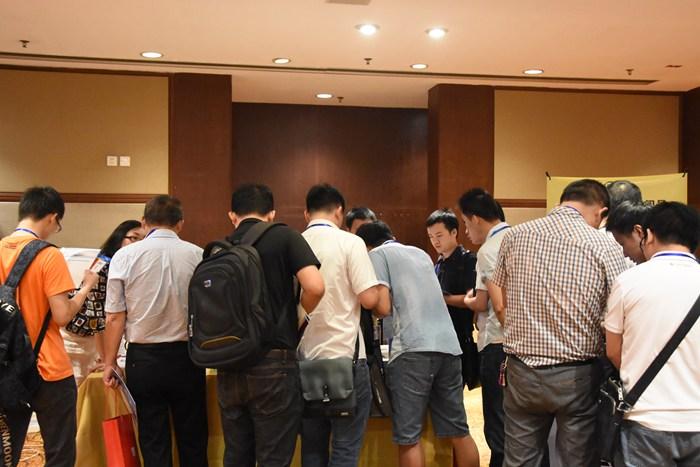 第九届微电机会议展示现场图6