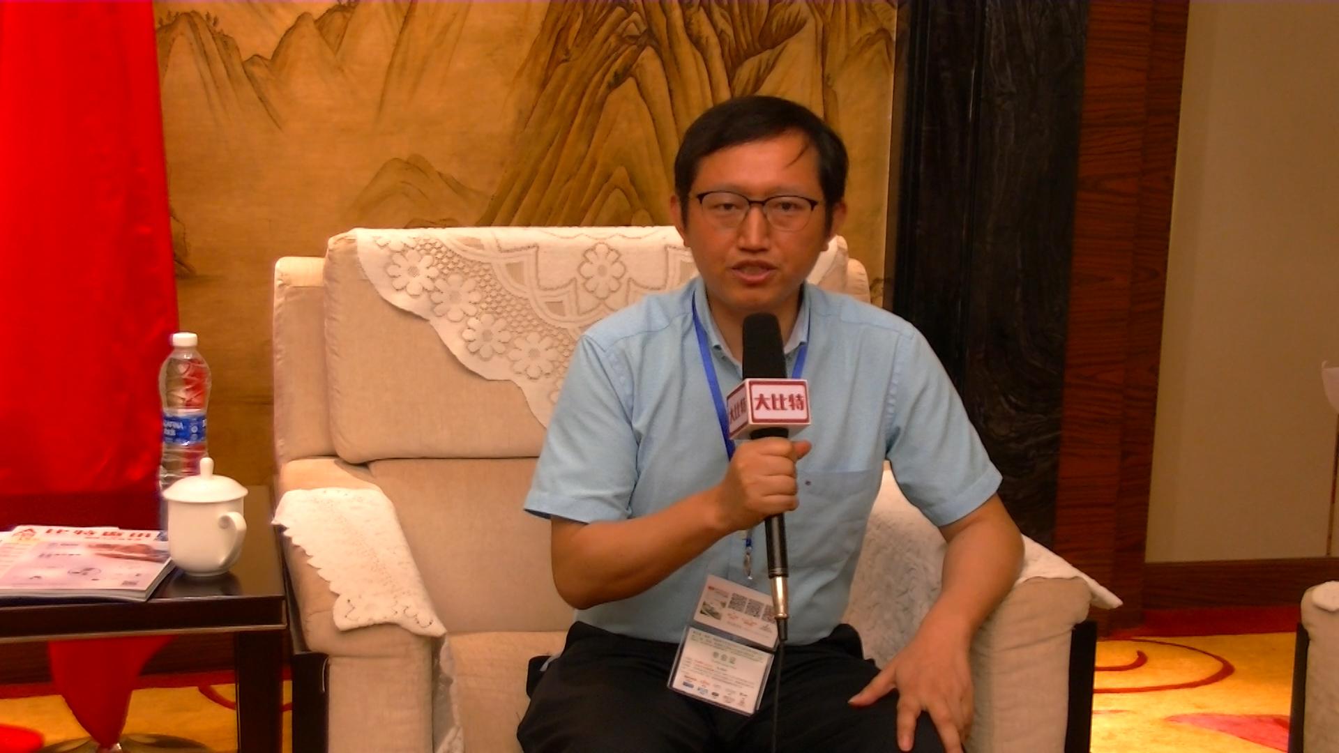 德众泰罗胜国副总:新能源汽车发展前景