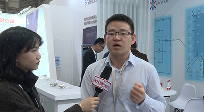 2019慕尼黑上海电子展 加特兰微电子科技(上海)专访