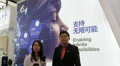 2019慕尼黑上海電子展 納思達股份有限公司專訪