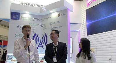 2019慕尼黑上海电子展 深圳市信维通信股份有限公司专访