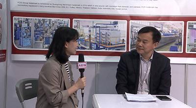 2019慕尼黑上海电子展 广东佛山金刚磁业专访